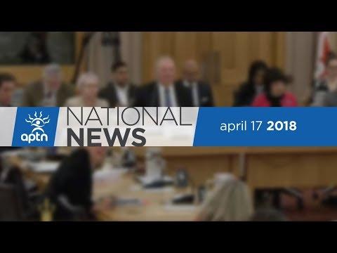 APTN National News April 17, 2018