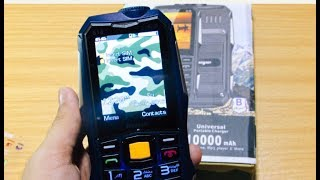 HOPE S16/Commando Phone|Unboxing , Review and SetUp!