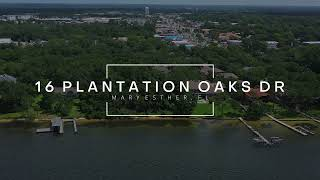 16 Plantation Oaks Dr Aerial Showcase