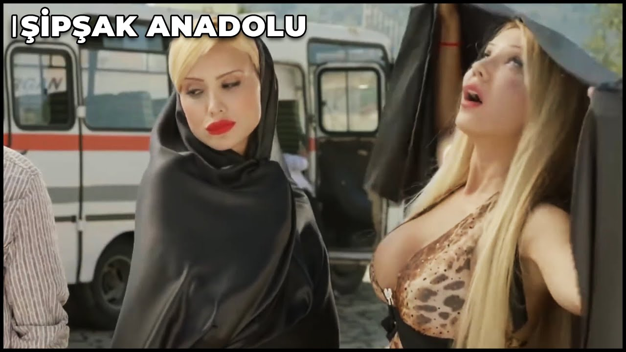 Şipşak Anadolu - Ay Yanıyor Ayol | Türk Komedi Filmi