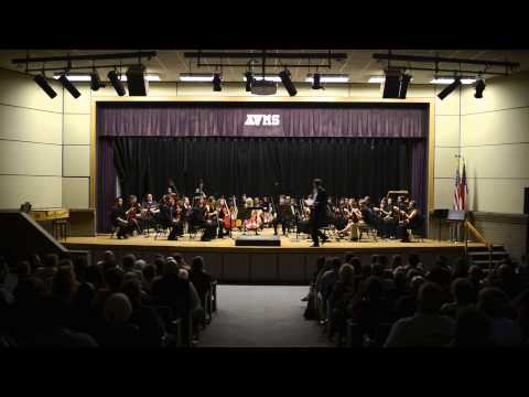 North Henderson High School Orchestra - 2015-05-26