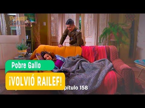Pobre Gallo - ¡Volvió Railef! - Mejores momentos / Capítulo 157