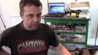 Lada Samara Забитая форсунка.Компьютерная диагностика.Работа Автоас экспресс М