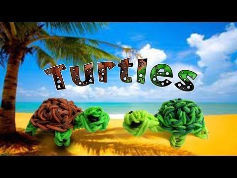 rainbow-loom-new-3d-turtle/franklin-the-turtle-figure/charm---how-to---animal-series