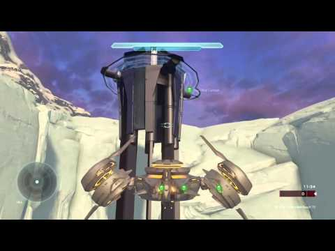 Halo 5 Spire Remake | Spearhead by M0aHerder | Halo Reach Classic Remakes