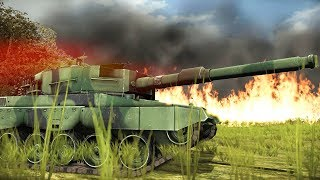 IMPOSSIBLE Modern German Panzers DEFEND VILLAGE Position | Wargame: Red Dragon Gameplay