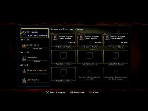 Neverwinter: Opening 101 professions special pack (mod 11)