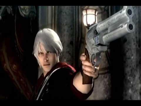 Devil May Cry 4 Nero Vs Dante Full Fight