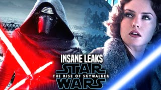 INSANE The Rise Of Skywalker Leaks WARNING (Star Wars Episode 9)