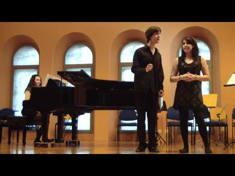 Rossini - Duetto buffo di due gatti (Premio de música de cámara F. Gurbindo 2012)