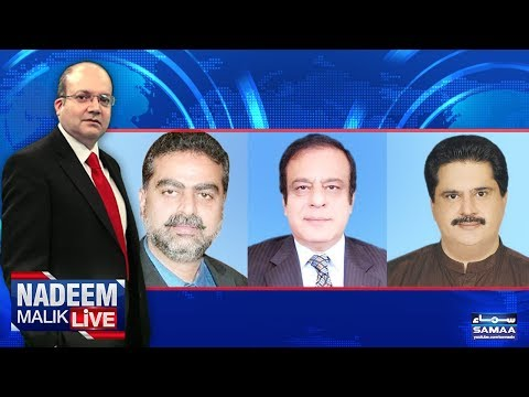 Nadeem Malik Live | SAMAA TV | 02 May 2018