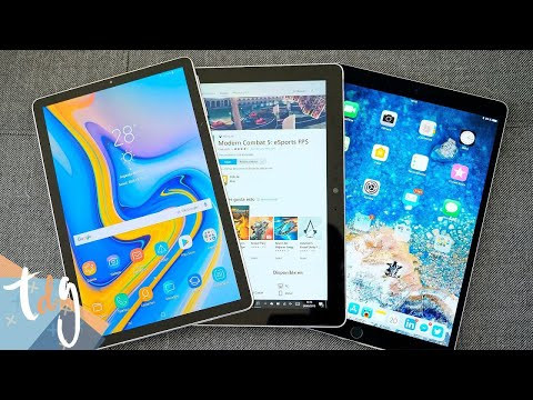 MEJOR TABLET 2018 (iPad PRO VS Tab S4 VS Surface GO)