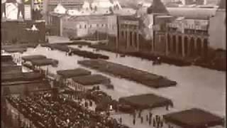 7 ноября 1964г. Москва. Красная площадь. Военный парад.