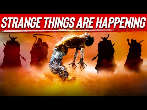 There Are Strange Things Happening In This World (Open Your Eyes!)
