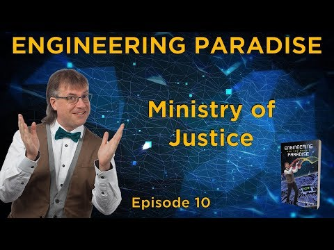 E10 The Ministry of Justice - Engineering Paradise