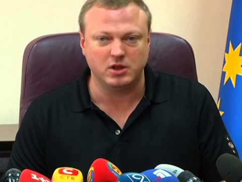 Видео: Совет обороны Днепропетровщины: Федыка «уволили» за деструктивную позицию