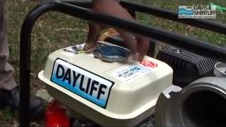 How to connect and use an engine pump - Swahili Version