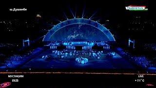Таҷлили ҷашни Наврӯз дар Душанбе / Церемония празднования Навруза в Душанбе (2018) Full HD