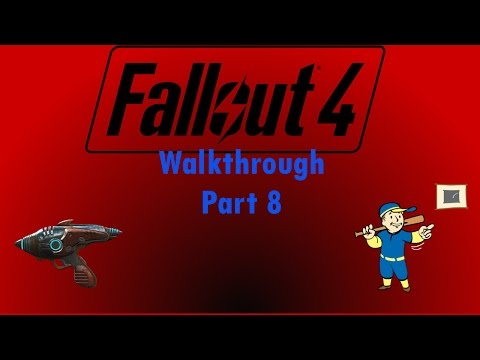 Fallout 4 Walkthrough Part 8 : Settlement mission