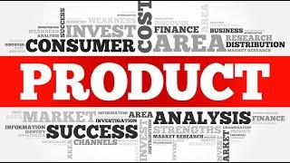 Business English Vocabulary VV 55 - Product Management English | Marketing English
