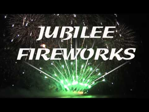 'This is what you want' Jubilee Fireworks Showreel 2014