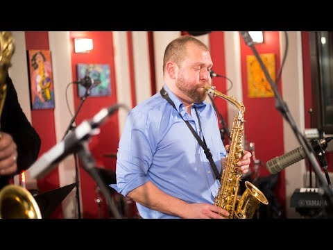 Contraband 'Jungle'   Live Studio Session
