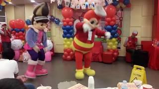 Jollibee & Twirlie's Birthday Wishes and Dance Showdown