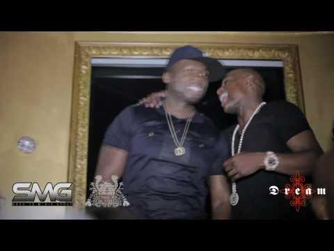 Floyd Mayweather Birthday Party hosted by 50 Cent w/ P-Reala & Ricki Brazil