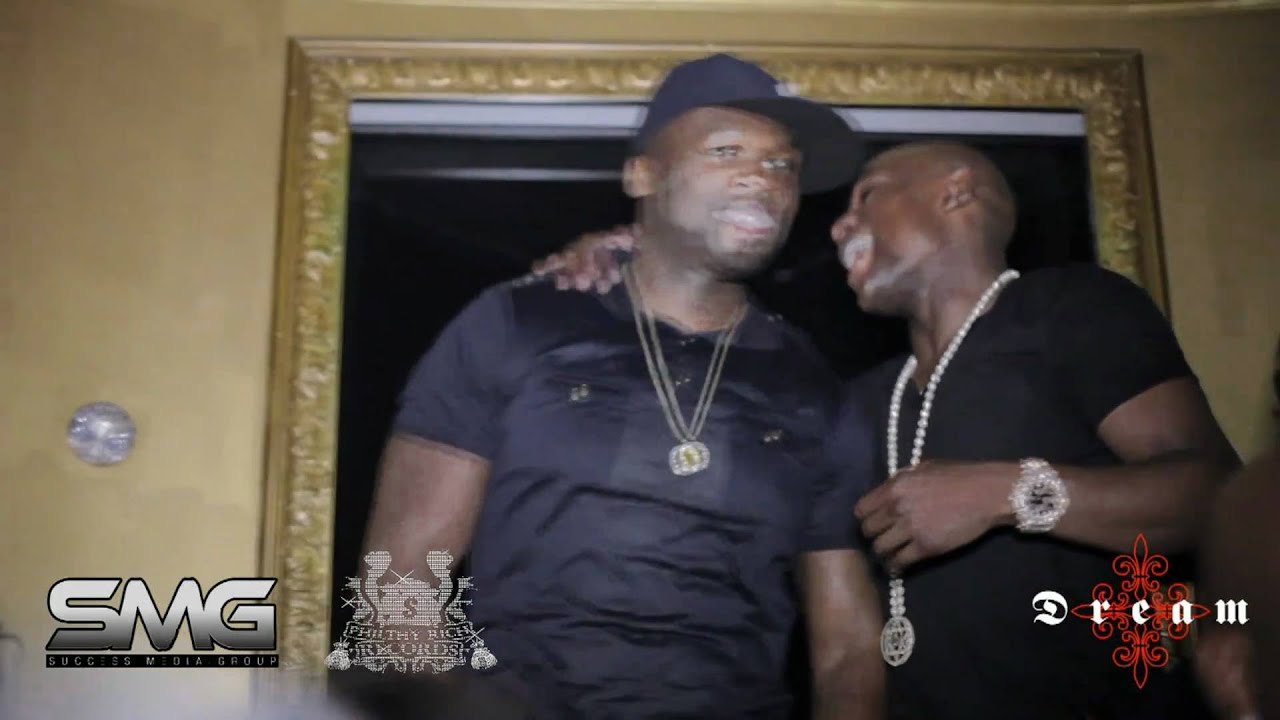 Floyd Mayweather and 50 Cent feud has gotten real — real sad