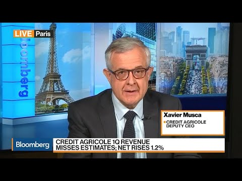 Credit Agricole Says Bank On Track To Reach 2019 Targets