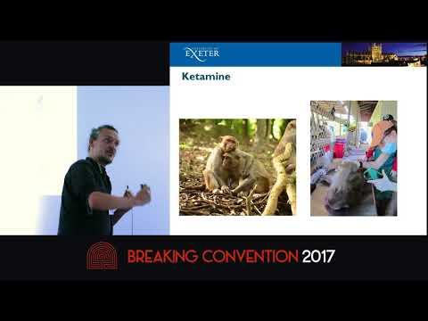 Tobias Stephenson - Ketamine As A Treatment For Alcohol Use Disorder