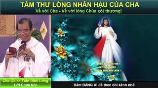 Nghẹn Ngào Với Bức Tâm Thư Lòng Nhân Hậu Của Cha Bài giảng công giáo Giuse Trần Đình Long