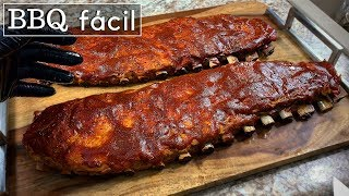 Costillas BBQ en Horno! | La Capital