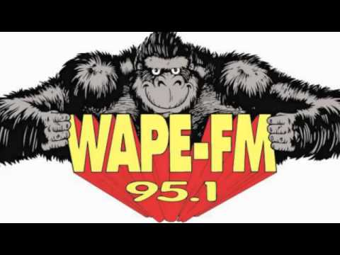 WAPE-FM Power 95 Jacksonville - Hoyle Dempsey - March 1988