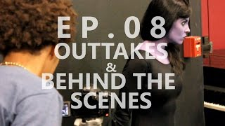 Batman Beyond TS: EP.08 - OUTTAKES & BEHIND THE SCENES