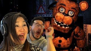 My Mom Plays Five Nights at Freddy's 2