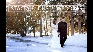 Stacey & Dusty winter wedding, Radisson, Heritage Center Bismarck by pricelessstudio.com