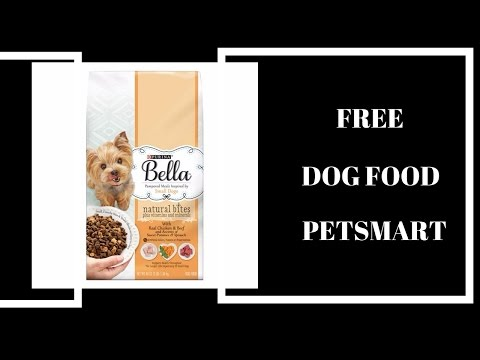 Petsmart coupons free dog food