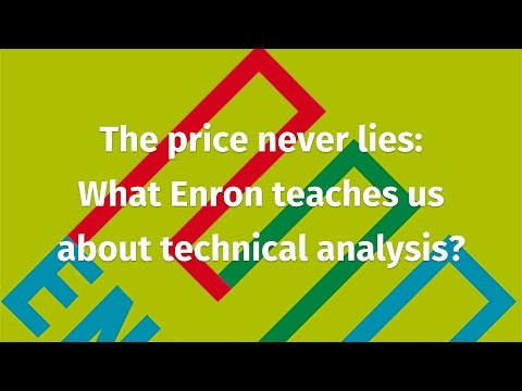 The price never lies: What Enron teaches us about technical analysis?