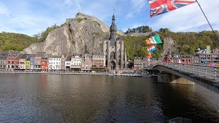 Dinant - A Perfect Belgian Day Trip #travelandetcetra