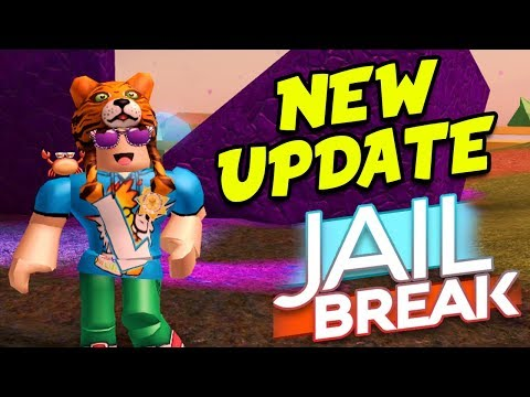 Roblox Jailbreak NEW MAP UPDATE! ALIENS REMOVED! NEW GIRLFRIEND EASTER EGG! | 🔴 Roblox LIVE