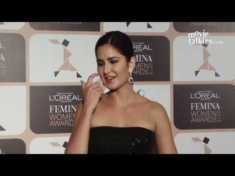 Katrina Kaif's Dance Performance At L'Oreal Paris Femina Women Awards 2015 Full Show
