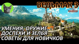 видео Важные советы в The Witcher 3: Wild Hunt