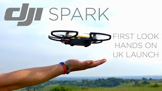 DJI Spark - First Look & Hands On