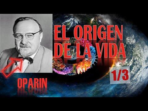 el-origen-de-la-vida---alexander-oparin---capitulo-uno--1/3