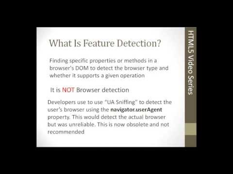 HTML5_Feature_Detection