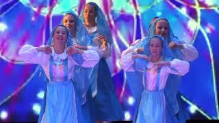 "Смотреть видео Театр танца ""Интрига"", г. Москва - Еврейский танец ""Пурим"" онлайн"