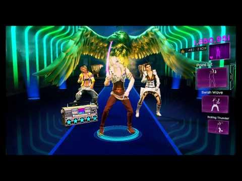Dance Central 3 - Ain't 2 Proud 2 Beg (Hard) - TLC - Gold Stars