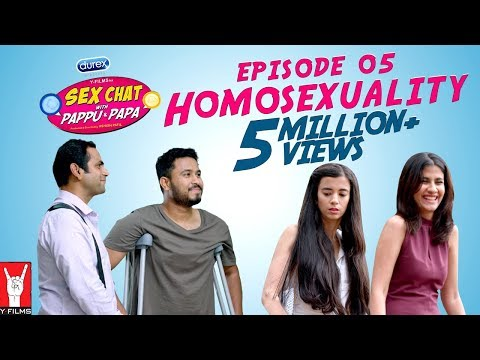 Sex Chat with Pappu & Papa | Episode 05 | Homosexuality | Sex Education