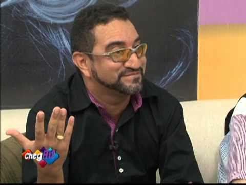 PROGRAMA CHEGAÍ  - 06/06/2013  - COM TONY GARCIA,REINALD-O E MARCOS POP